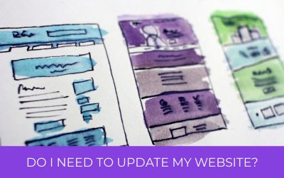 Do I Need to Update my Website?